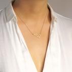 Collar Triángulo Aureo