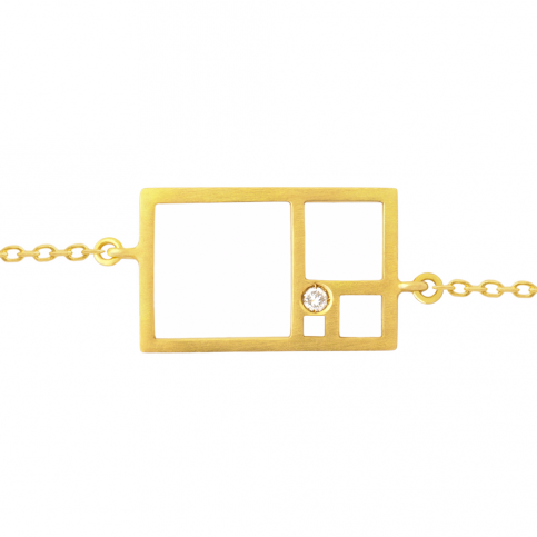 Golden Rectangle Bracelet